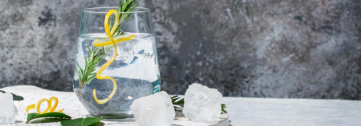 Acqua pura frigogasatore