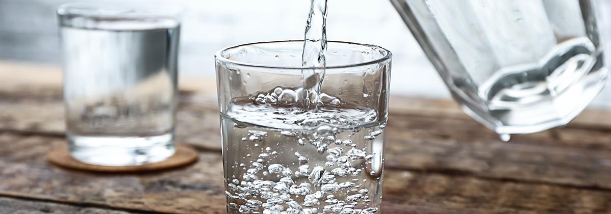 Purificatore d'acqua acqua osmotizzata